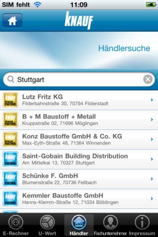 Knauf (Расчет энергосбережения)