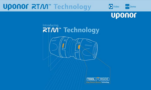 Uponor RTM™ Interactive