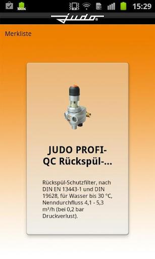 JUDO App