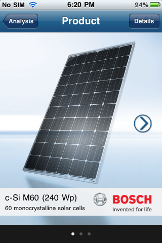 Bosch Solar Friend