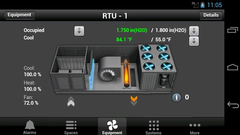 Trane Tracer ™ BAS Operator Suite