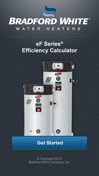 Bradford White eF Series® Efficiency Calculator
