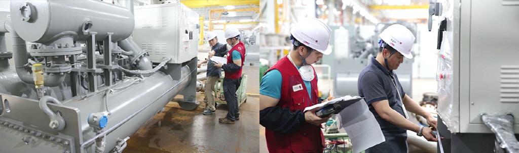 Испытание чести: этапы проверки холодильных машин от LG Electronics. 7/2020. Фото 5