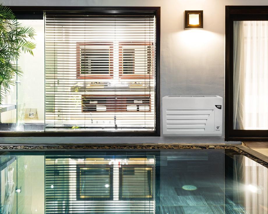 RIVIERA от ROYAL Clima.  Профессиональный подход к осушению воздуха в бассейнах. 8/2020. Фото 1