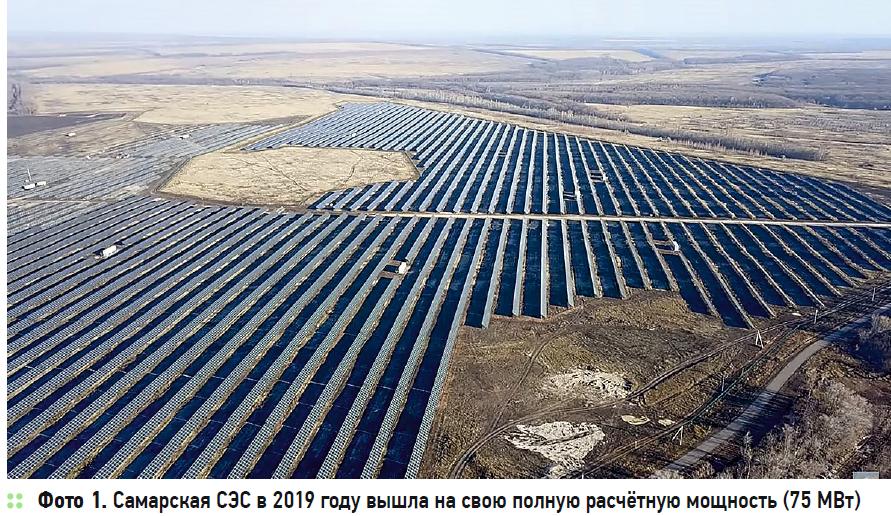 Фотоэнергетика в России. 7/2020. Фото 1