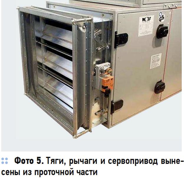 Гигиеническое исполнение в системах подготовки воздуха. 9/2020. Фото 6