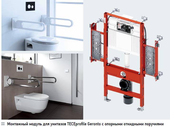TECEprofi l — продуманная конструкция и простой монтаж вот уже 25 лет!. 11/2020. Фото 1
