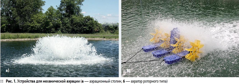 Влияние фитопланктона на формирование качества воды и методы его удаления. Часть 2. 11/2020. Фото 1