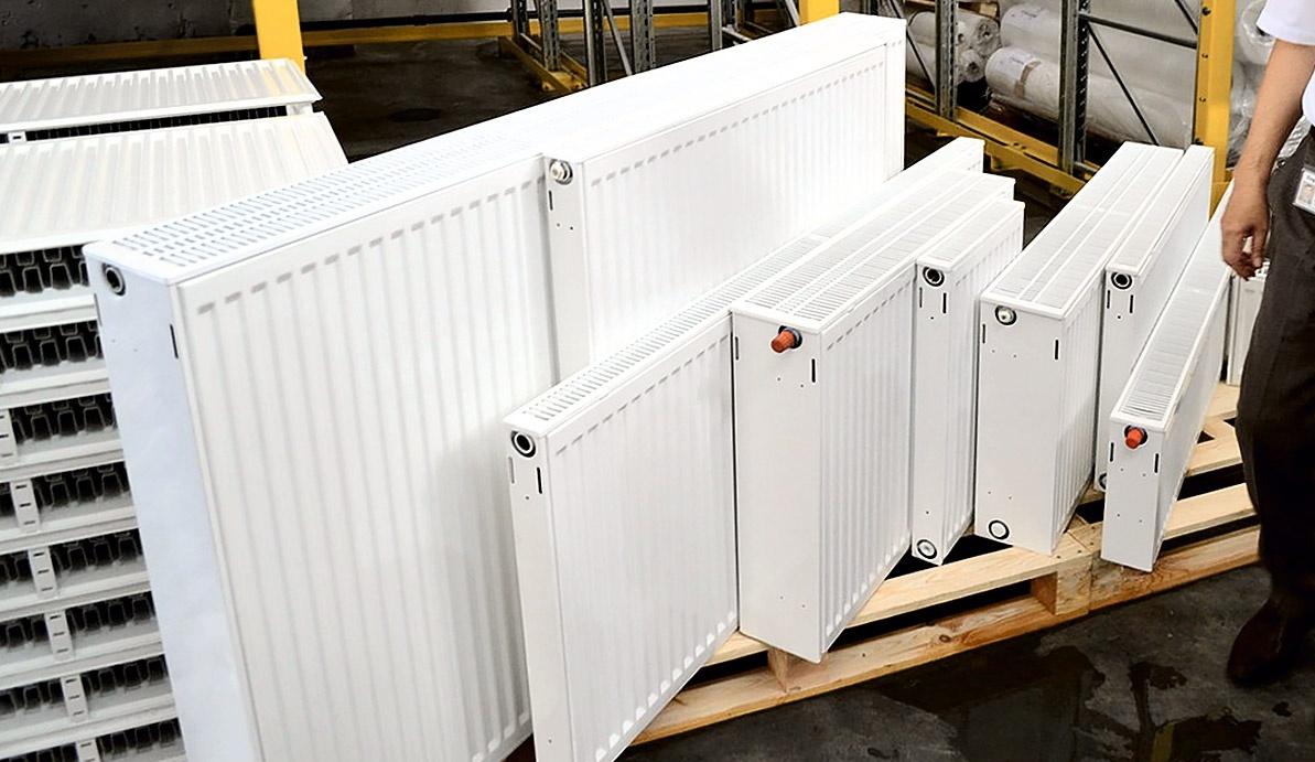Открытие завода по производству стальных панельных радиаторов Buderus . 7/2015. Фото 10