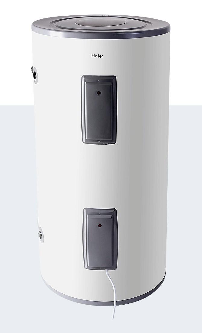 Электрические водонагреватели Haier: большой литраж для большого дома и малого бизнеса . 5/2016. Фото 1