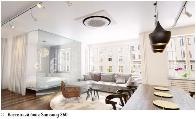 Samsung представил новые модели коммерческих серий систем кондиционирования. 6/2016. Фото 4