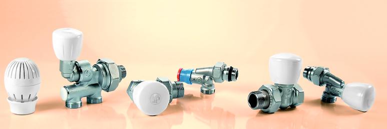 Арматура Giacomini — энергосберегающее регулирование приборов отопления. 5/2017. Фото 1