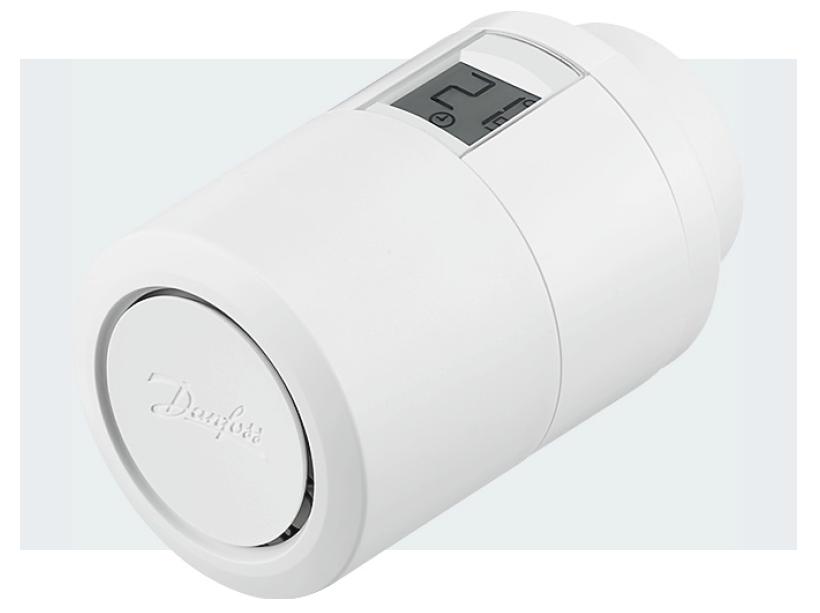 Danfoss Eco: простое решение для «умного» радиаторного отопления. 6/2017. Фото 1