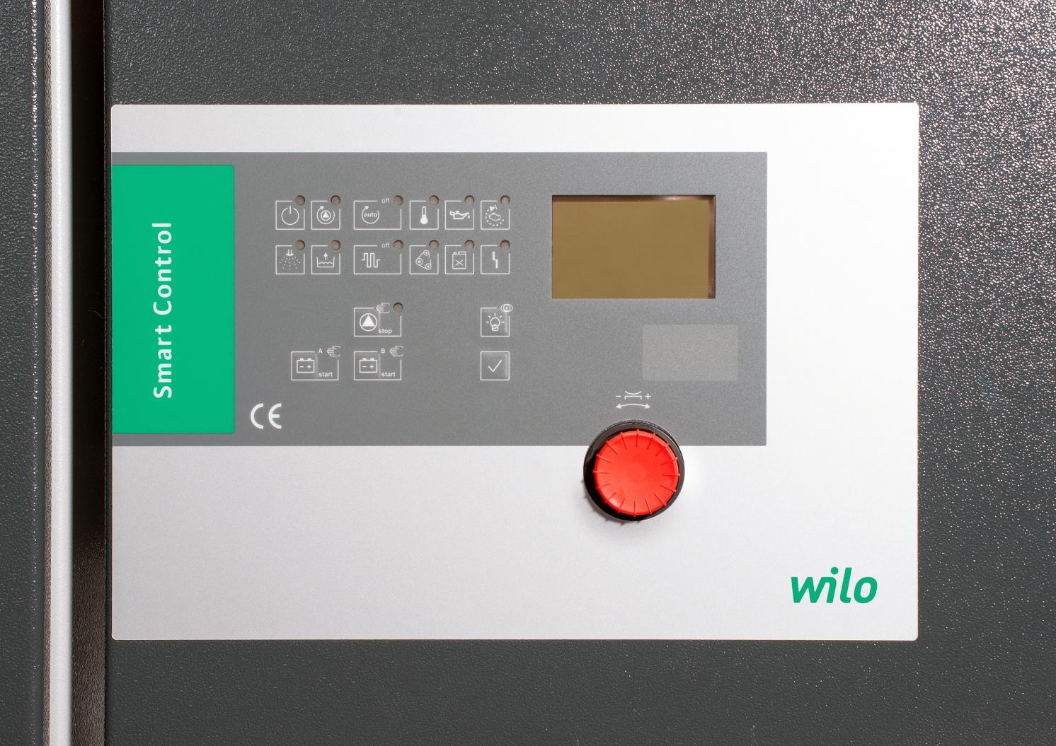 Пожарная модульная насосная установка Wilo SiFire. 8/2017. Фото 6