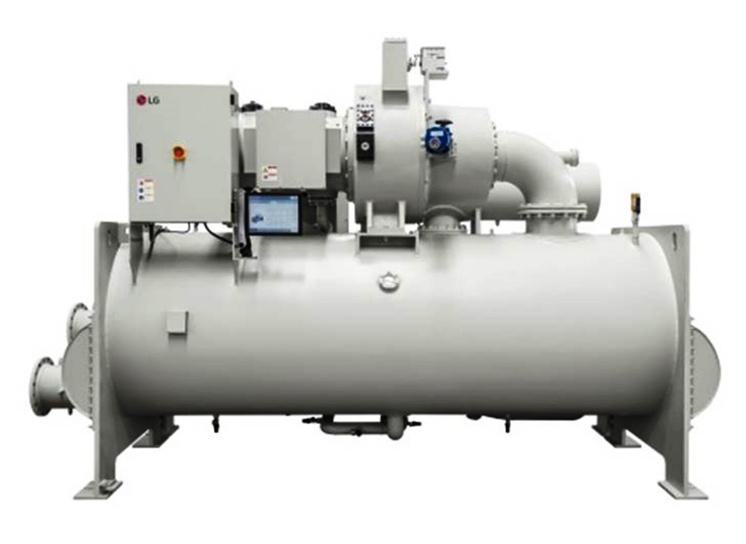 Создавая будущее: климатические системы LG на базе безмасляного центробежного компрессора. 8/2017. Фото 1