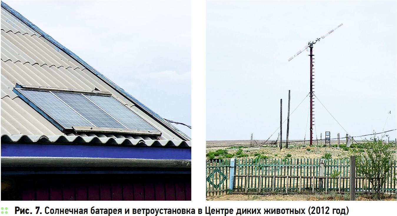 Возобновляемая энергетика в Калмыкии: опыт, проблемы и перспективы региона. 7/2017. Фото 12
