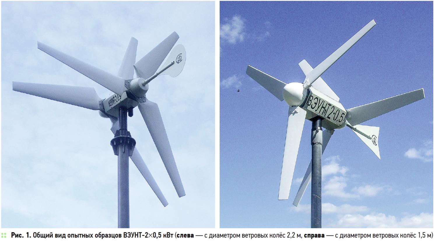 Инновационный способ использования энергии ветра. 7/2017. Фото 3
