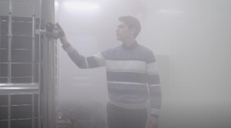 Лаборатория научных исследований и разработок климатического оборудования LG. Взгляд изнутри. 11/2017. Фото 3