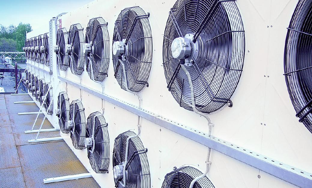TERMA — производитель нагревателей воздуха и сухих градирен для котельных и когенерационных установок . 10/2017. Фото 1
