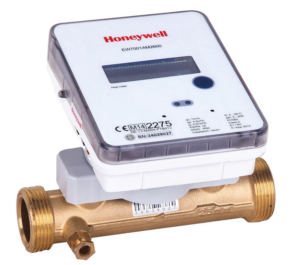 Коллекторный узел Honeywell поквартирного учета тепловой энергии типа MDU: впечатляющая компактность, гарантированное качество . 1/2018. Фото 2