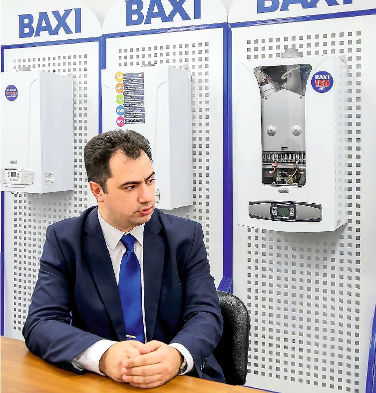 Дмитрий Чернов, «БДР Термия РУС»: Миллион потребителей — это большая ответственность . 11/2017. Фото 4