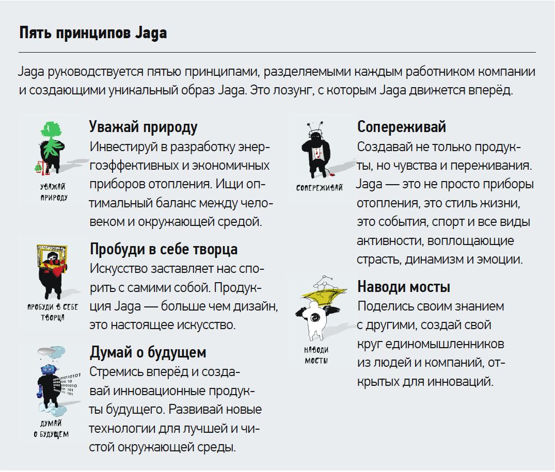 Ян Крикелс, Jaga: продажи в России вновь пошли вверх. 12/2017. Фото 2