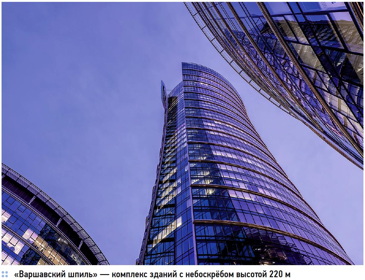 Водяные системы кондиционирования Samsung — оптимальное решение для высотных зданий. 2/2018. Фото 2