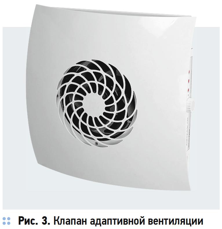 Устройство адаптивной вентиляции квартиры. 2/2018. Фото 3