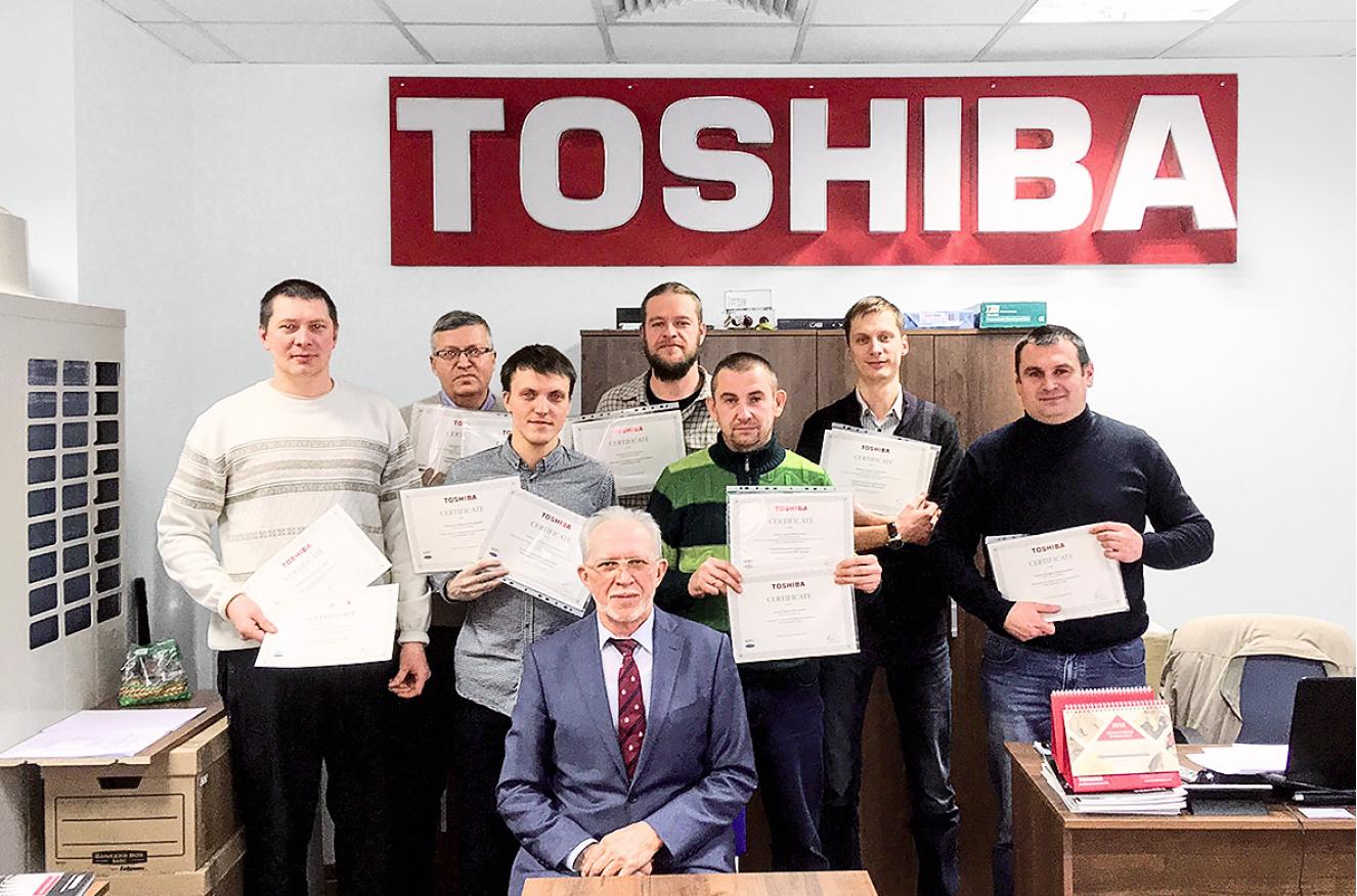 Кондиционирование и вентиляция Системы кондиционирования Toshiba SMMS-e - всё для проектировщика . 3/2018. Фото 1