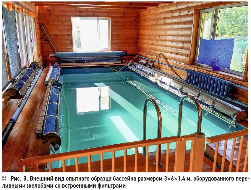 Плавательные бассейны становятся доступнее. 6/2018. Фото 3