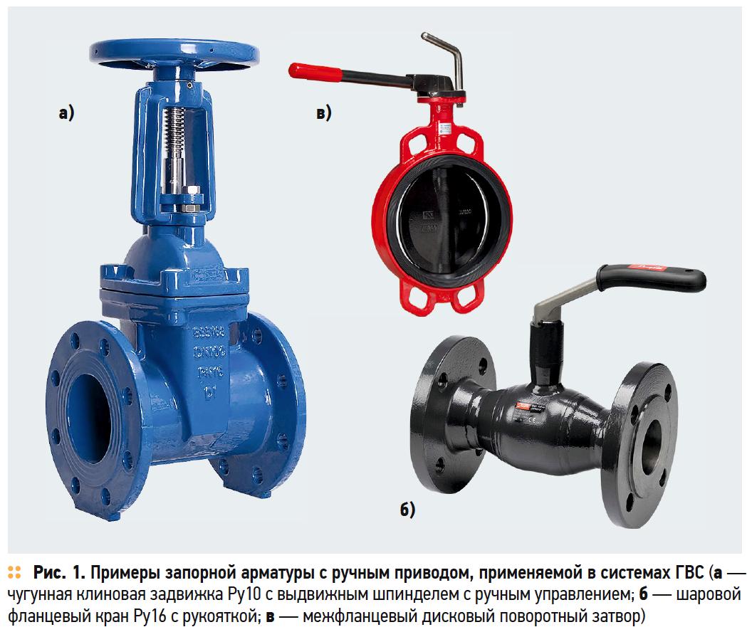 Коррозия запорной арматуры в системах ГВС. 6/2018. Фото 1