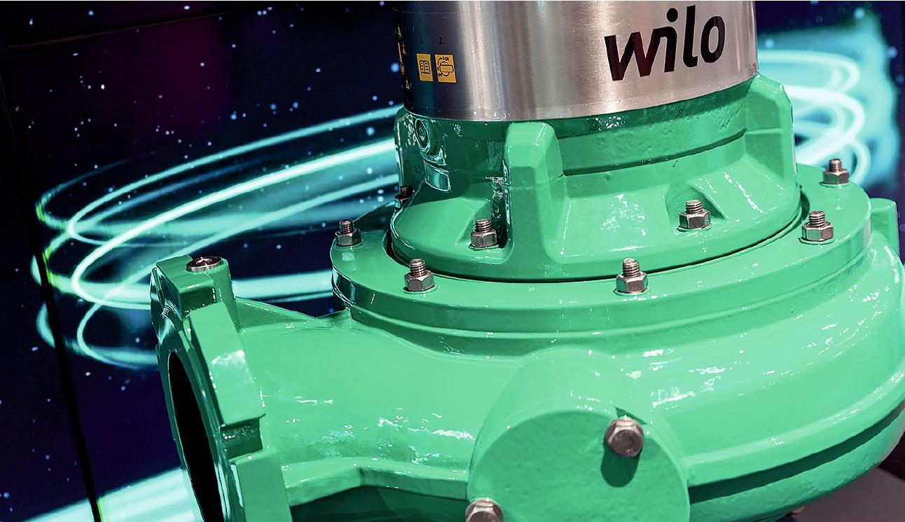 Интеллектуальная система водоотведения Nexos Intelligence с насосом Wilo-Rexa Solid-Q. 8/2018. Фото 4