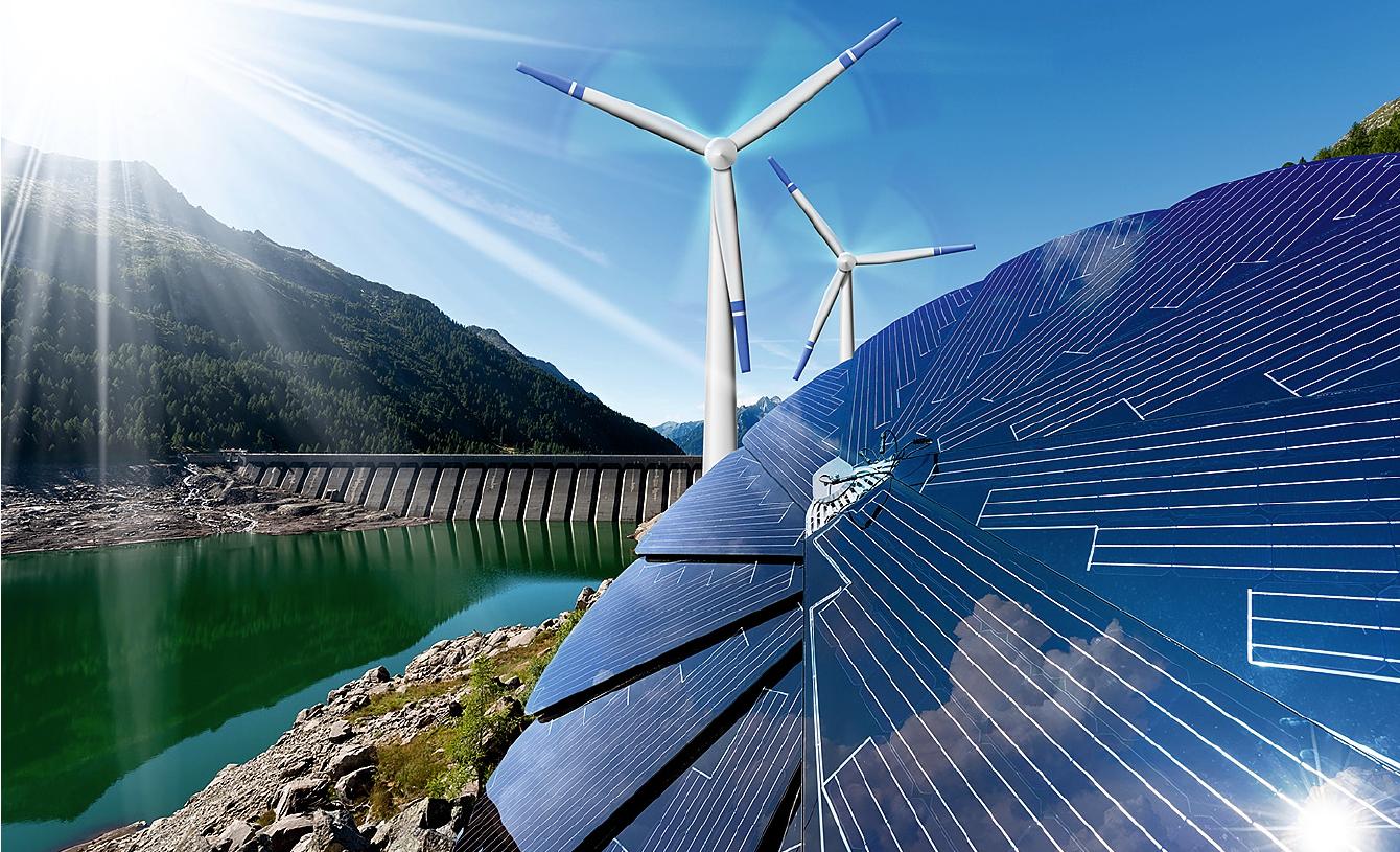 Прогноз развития возобновляемой энергетики мира на период до 2030 года. 9/2018. Фото 1