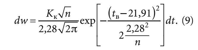 Выбор расчётной температуры внутреннего воздуха для многозональных систем кондиционирования. 8/2018. Фото 8