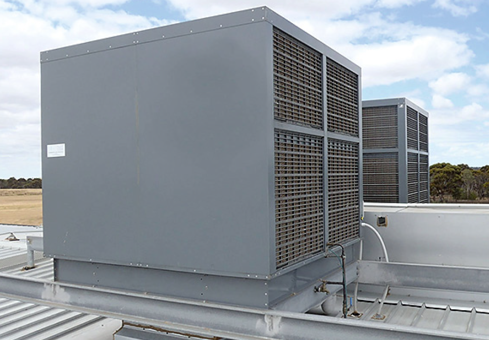 Энергоэффективность в системах кондиционирования воздуха с применением испарительного охлаждения. 8/2018. Фото 3