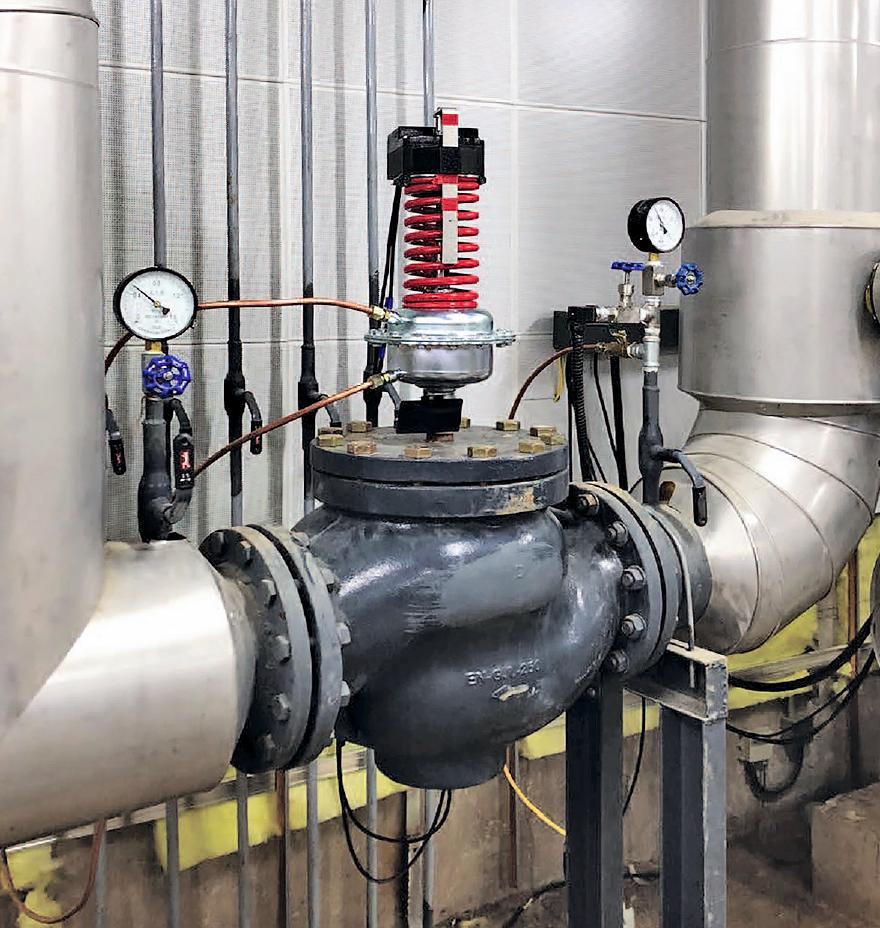 Новый подход к регулированию и балансировке сетей тепло- и холодоснабжения. 9/2018. Фото 1