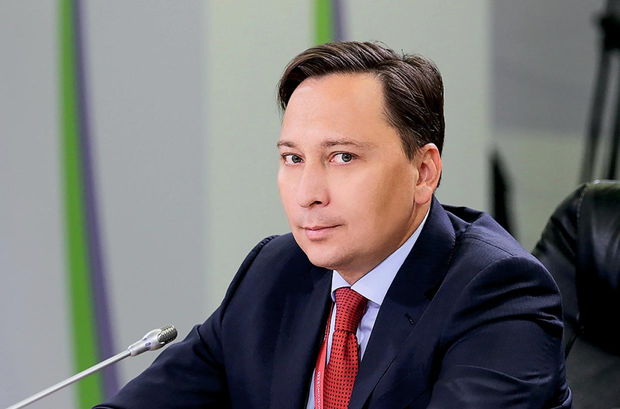 Игорь Шахрай, генеральный директор ГК «Хевел»