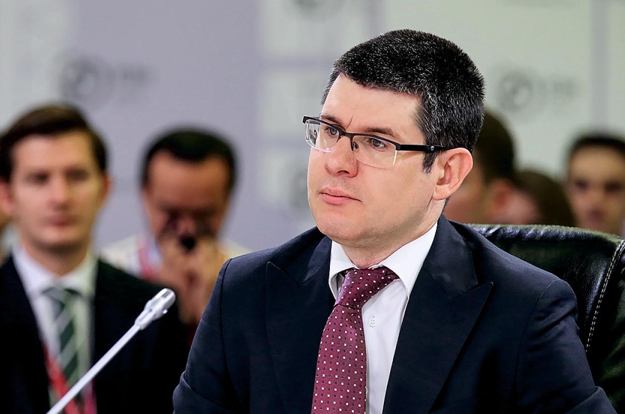 Андрей Максимов, заместитель директора Департамента развития электроэнергетики Минэнерго России