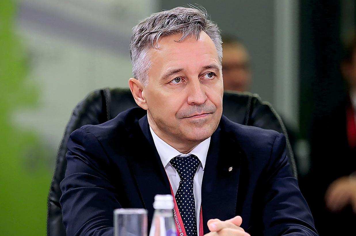 Юрий Мирчевский, генеральный директор ПАО «Передвижная энергетика»