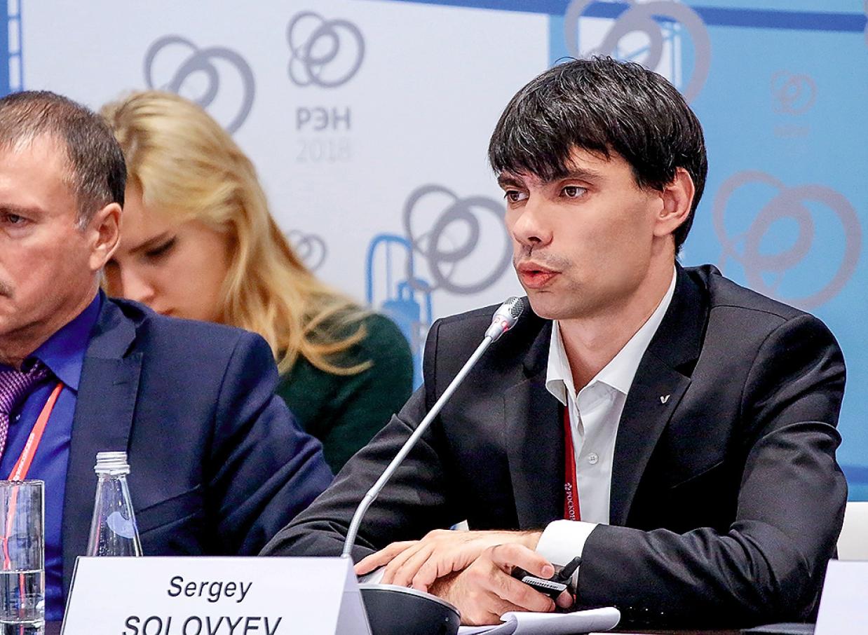 Сергей Соловьёв, инженер по развитию направления «Возобновляемые источники энергии и энергоэффективные технологии» компании ООО «Виссманн»