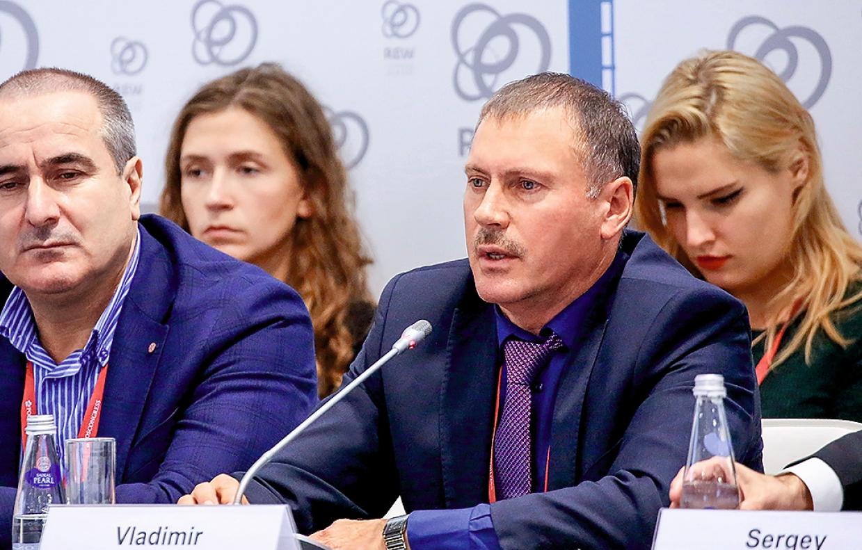 Владимир Кирячек, директор ООО «Новые Технологии»