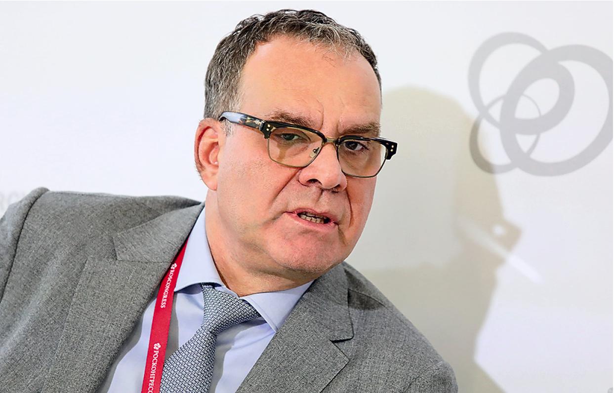 Максим Быстров, председатель правления Ассоциации «НП «Совет рынка»