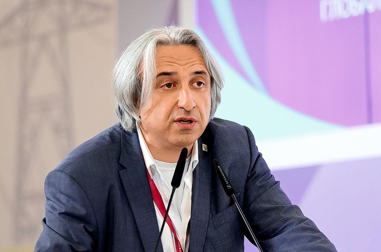 Георгий Кекелидзе, председатель правления Некоммерческого партнёрства по развитию возобновляемой энергетики «Евросолар Россия», управляющий партнёр Международного агентства по продвижению и развитию «GO2RU»