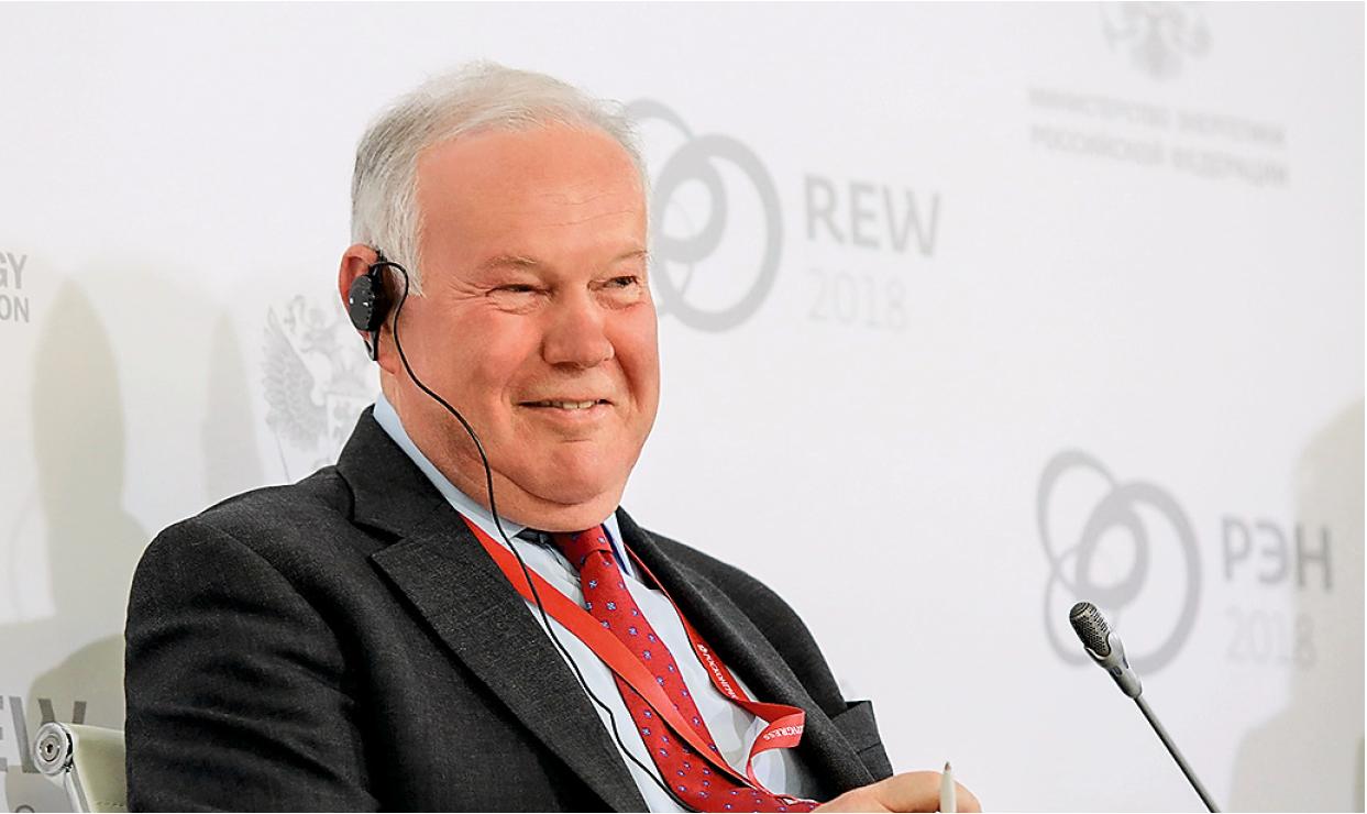 Чарльз Хендри (Charles Hendry), руководитель направления «Энергия будущего» London Power Corp., министр энергетики Соединённого Королевства (2010–2012 годы)