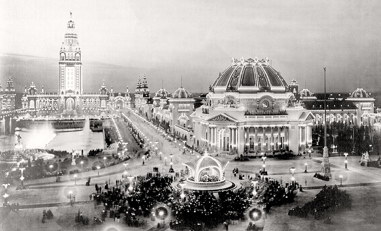 Триумф Джорджа Вестингауза и Николы Тесла на выставках в США