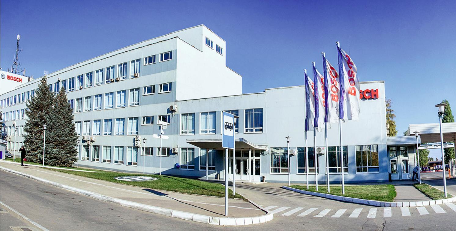 Завод «Еврорадиаторы» в городе Энгельс Саратовской области