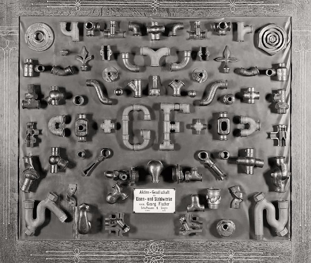 Фитинги — от машиностроения до сантехники. 1/2019. Фото 1