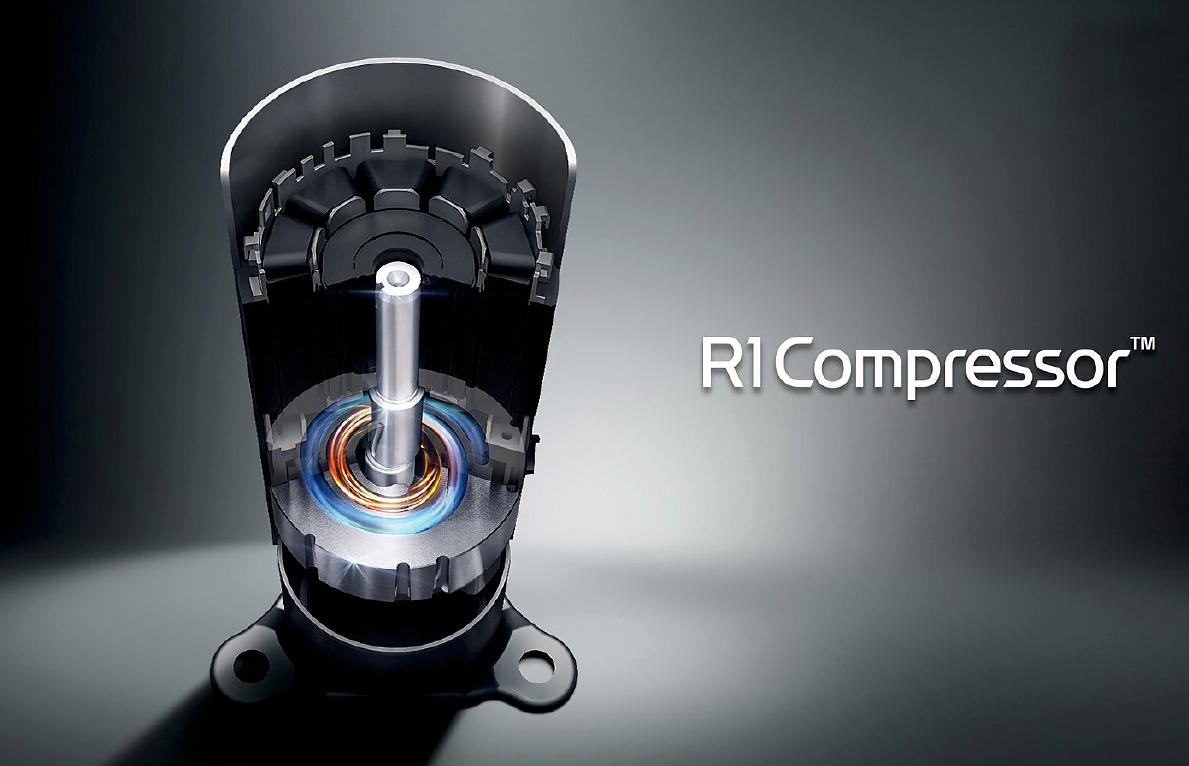 История появления на свет компрессора LG R1. 3/2019. Фото 2