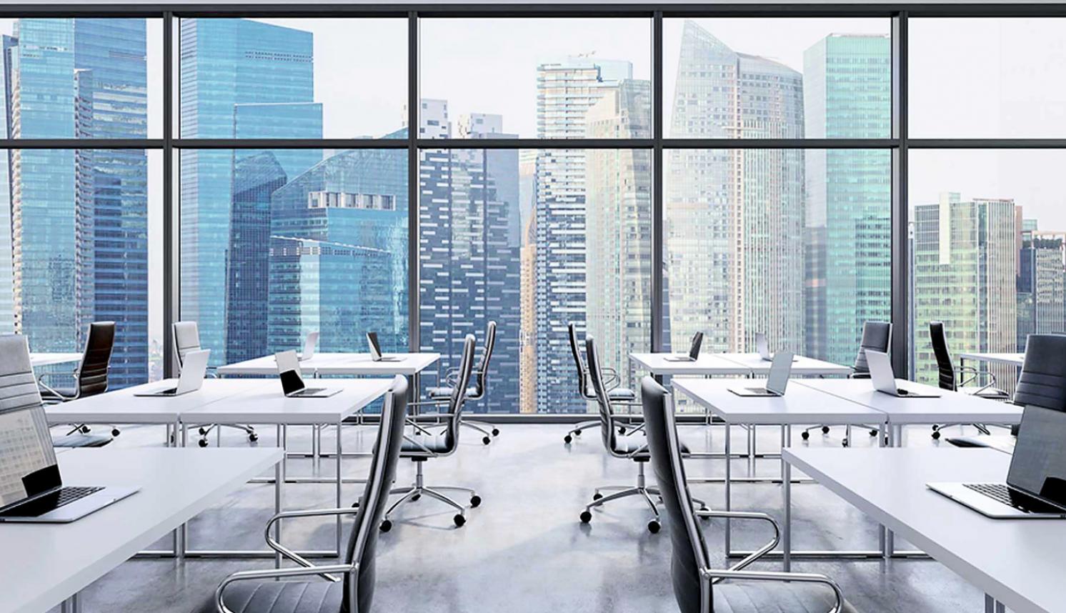 Об энергосбережении при комфортном воздухораспределении на примере офисного помещения. 3/2019. Фото 1