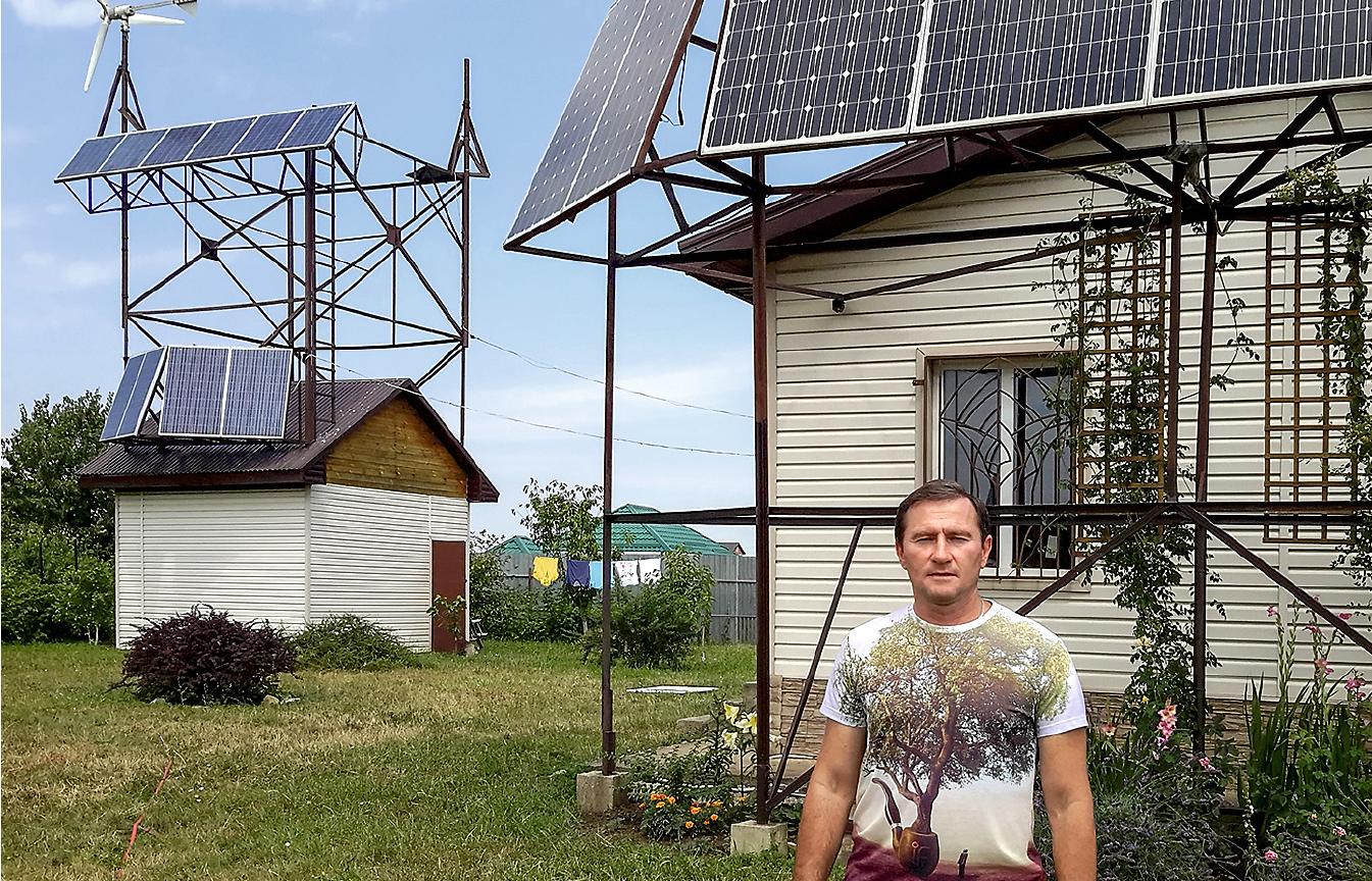 ВИЭ-проект: жилой дом с автономным энергоснабжением. 4/2019. Фото 3